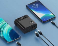 ZMI Dual-Mode Charger Power Bank: блок питания со встроенным аккумулятором на 5000 мАч и двумя портами USB за $19