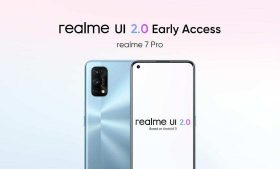 Realme запустила программу бета-тестирования новой оболочки с Android 11 на борту для Realme 7 Pro