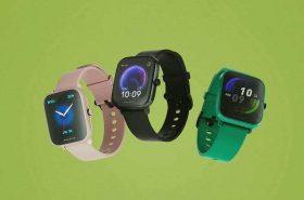 Huami тизерит смарт-часы Amazfit Pop Pro с датчиком SpO2, NFC и OLED-дисплеем