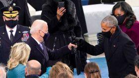 Джо Байден став 46-м президентом США