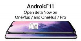 Дождались: OnePlus выпустила тестовую сборку Android 11 для смартфонов OnePlus 7, OnePlus 7 Pro, OnePlus 7T и OnePlus 7T Pro