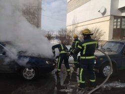 За добу на Волині сталося чотири пожежі (ФОТО)