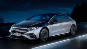 Первый в мире представительский электрокар: Mercedes-Benz официально представила модель EQS с запасом хода до 770 км, цена стартует от $110000